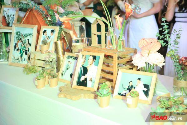 Lê Hiếu bảnh bao, Diễm Quỳnh rạng rỡ cùng dàn sao chúc phúc cho hôn lễ của MC Phí Linh 9