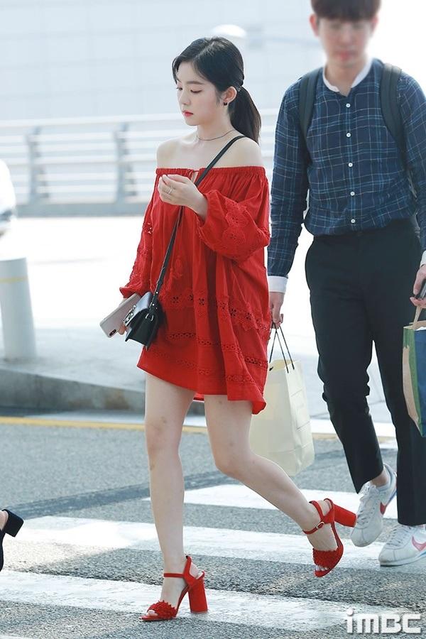4 công thức thời trang sân bay được sao Hàn 'xào đi xào lại'là gợi ý hay ho cho nàng mix đồ ngày hè 17