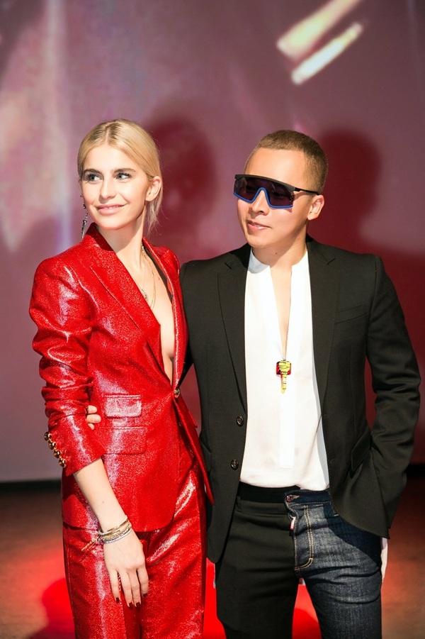 Vũ Khắc Tiệp diện trang phục độc đáo tham dự Milan Fashion Week 2020 8