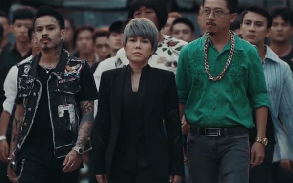 Việt Hương đầu tư tiền tỷ, mang cả 'ông nội' lên web-drama 5