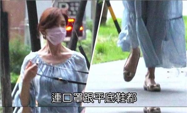 Hình ảnh mới nhất của Lâm Chí Linh khiến nhiều người đặt ra nghi vấn phải chăng cô đã mang thai.
