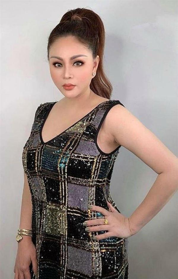 Nhan sắc khác lạ của nữ diễn viên Lê Giang