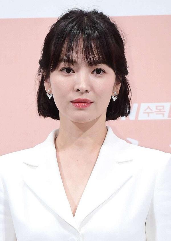 Nữ diễn viên Song Hyo Kyo
