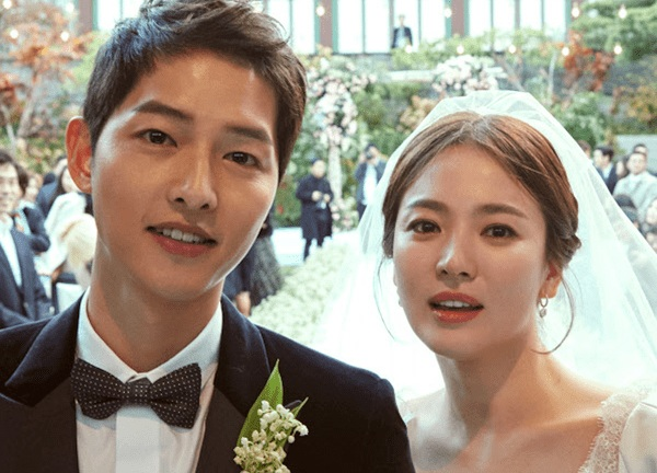 Song Joong Ki - Song Hye Kyo ly hôn