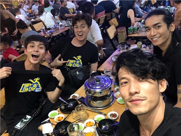 Ngô Kiến Huy trong mắt các thành viên Running Man Việt là người như thế nào? 0