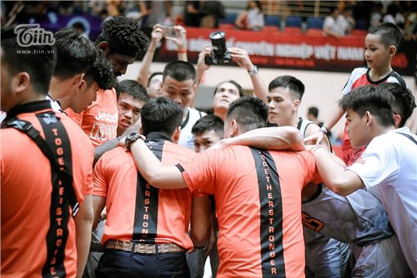 Dù có biến đổi lớn về nhân sự nhưng với những gì mà Danang Dragons hôm nay thể hiện đã cho thấy đội bóng này đang có sự vươn lên mạnh mẽ ở mùa giải VBA 2019.