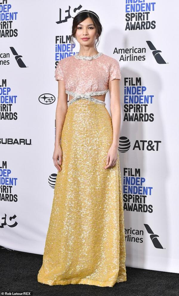 Gemma Chan - ngôi sao của Crazy Rich Asian cũng được tham gia vào Viện Hàn lâm.