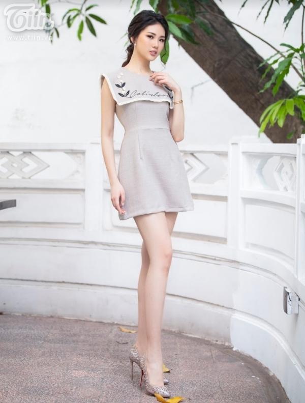 Giải Vàng Siêu Mẫu 2018 Quỳnh Hoa trải lòng về định kiến 'chân dài - đại gia' 2
