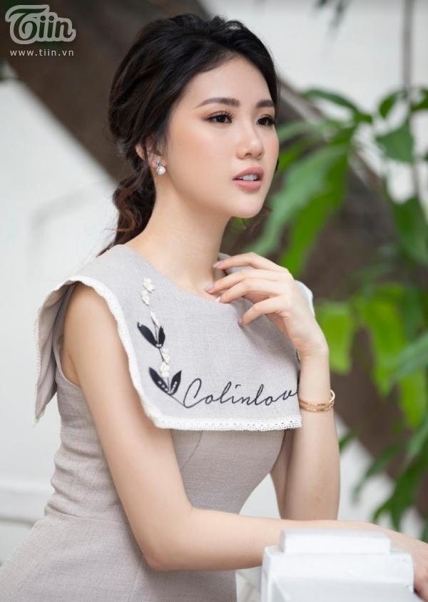 Giải Vàng Siêu Mẫu 2018 Quỳnh Hoa trải lòng về định kiến 'chân dài - đại gia' 3