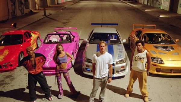Nhìn lại hành trình 18 năm của series phim hành động tốc độ 'Fast & Furious' 1