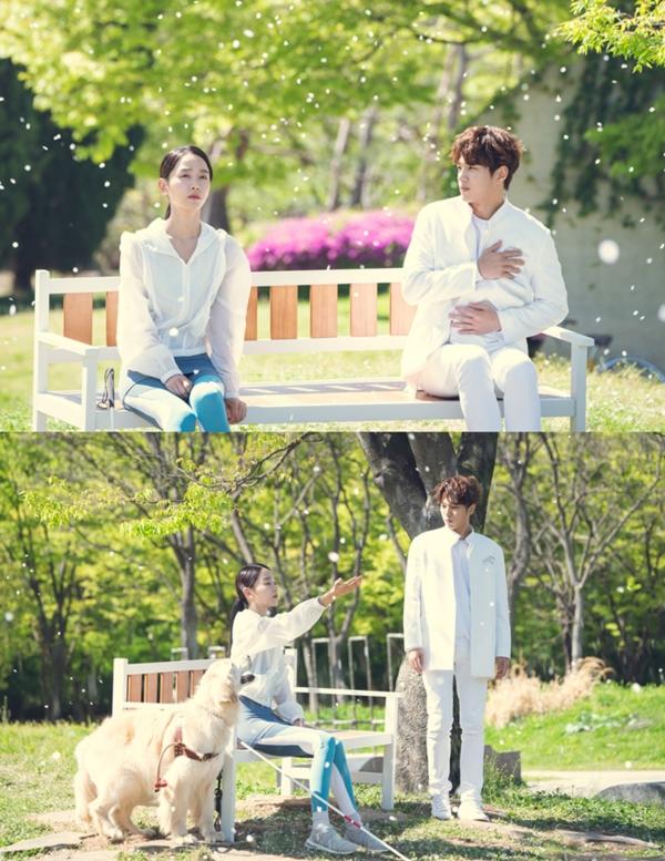 Lần đầu Dan gặp Yeon Seo với thân phận thiên thần là vào một ngày mưa, khi ấy cô còn khiếm thị, phải dùng gậy dẫn đường