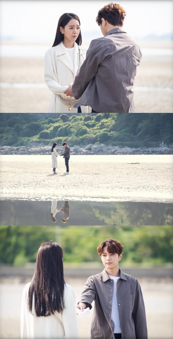 Ngày Dan bỏ đi, Yeon Seo gặp anh, nước mắt dàn rụa