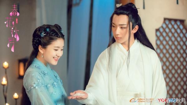 Netizen Trung nhận xét 'Thiên lôi nhất bộ chi Xuân Hoa Thu Nguyệt': Nữ chính Xuân Hoa giống hệt nguyên tác! 0