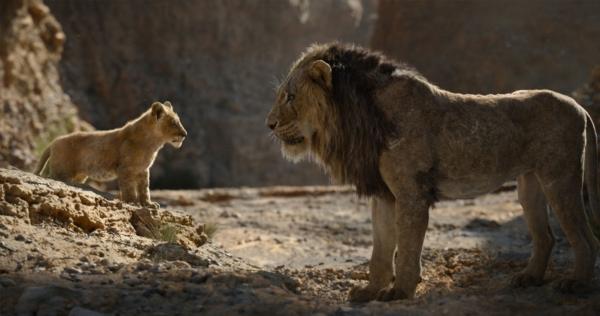 'The Lion King' bản 2019: Bình mới, rượu thì... vẫn thế 2