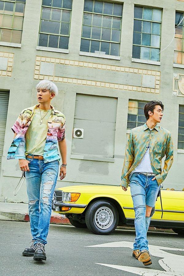 Nhóm nhỏ EXO-SC chuẩn bị ra mắt vào ngày 22/7.