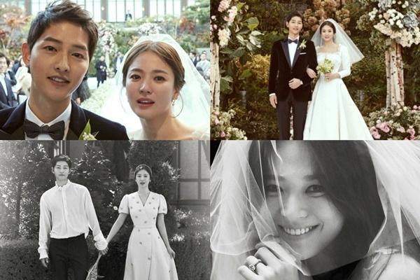 Những hình ảnh hạnh phúc của cặp đôi đã bị Song Hye Kyo 'khai tử' sau ly hôn