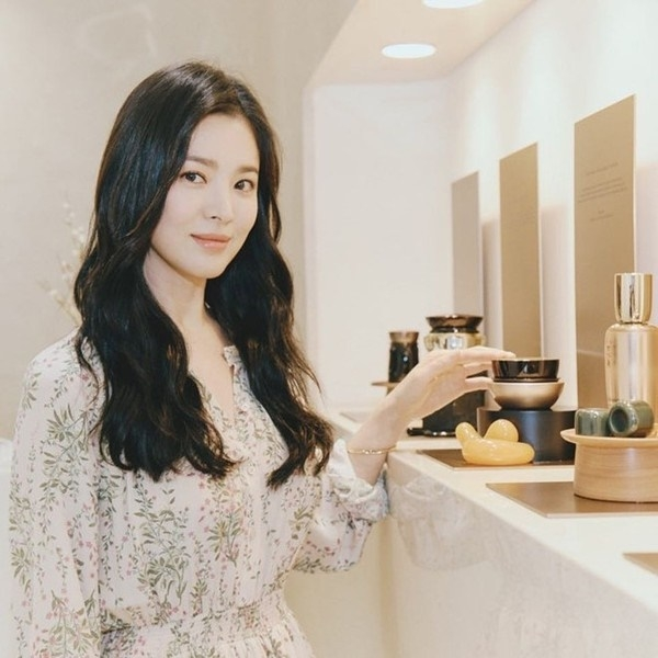 Hậu ly hôn, chia sẻ cũ của Song Hye Kyo bỗng hot trở lại: 'Bất luận có đúng với ý nguyện của tôi hay không, đó cũng đều là số phận' 1