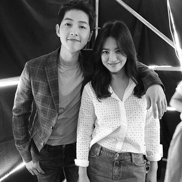 Hậu ly hôn, chia sẻ cũ của Song Hye Kyo bỗng hot trở lại: 'Bất luận có đúng với ý nguyện của tôi hay không, đó cũng đều là số phận' 2