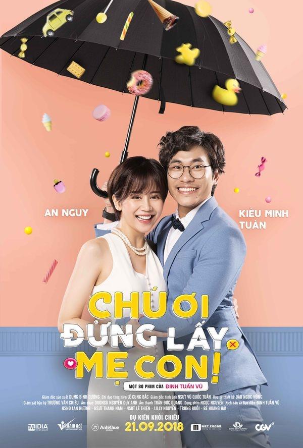 An Nguy và Kiều Minh Tuấn có lẽ là cặp đôi 'phim giả tình thật' lùm xùm nhất trên màn ảnh Việt.