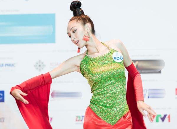 Ấn tượng với phần thi tài năng của các thí sinh Miss World Việt Nam 0
