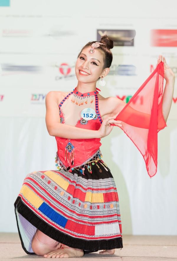 Ấn tượng với phần thi tài năng của các thí sinh Miss World Việt Nam 3