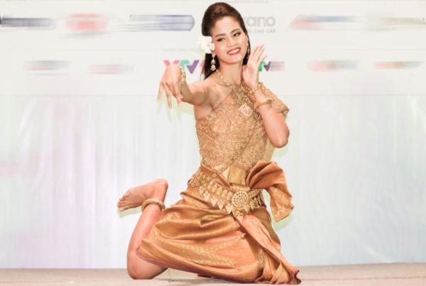 Ấn tượng với phần thi tài năng của các thí sinh Miss World Việt Nam 5