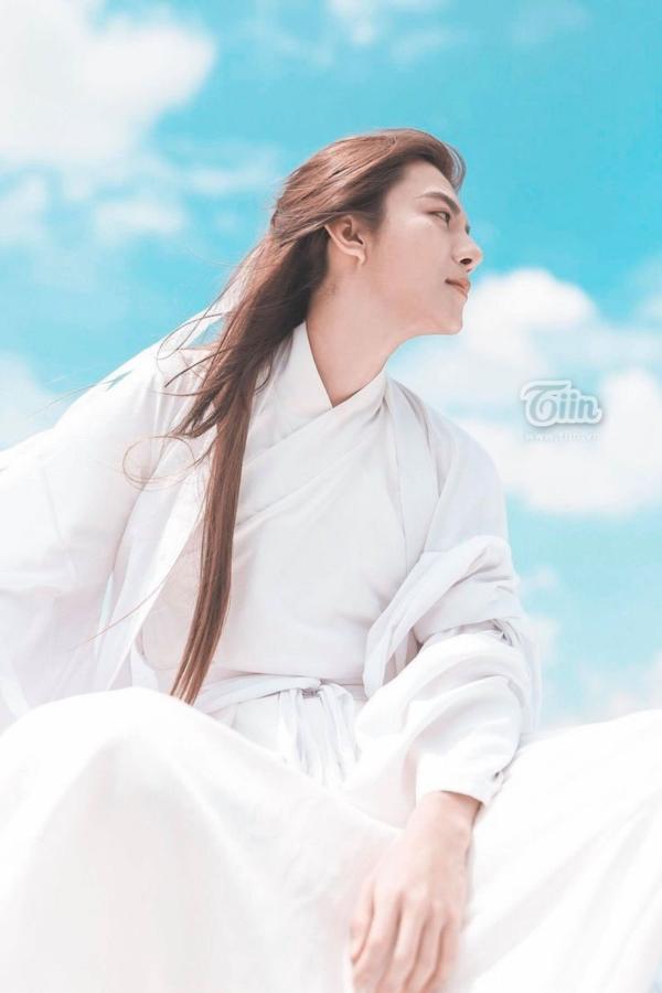 Nam sinh sở hữu mái tóc dài đẹp hơn cả con gái, bị nghi ngờ giới tính và sự thật phía sau 8