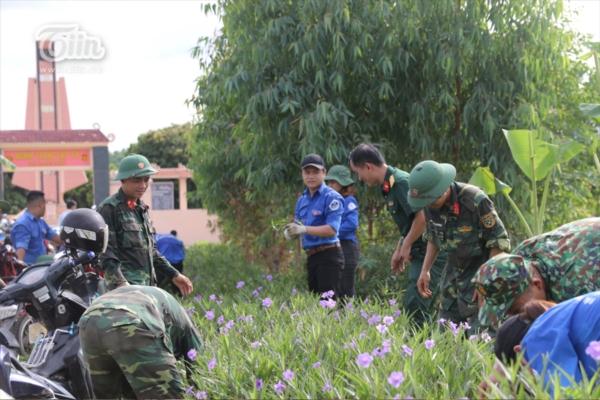 Mùa hè xanh 2019: Chuyến đi đầy ý nghĩa của tuổi trẻ Bắc Giang 4