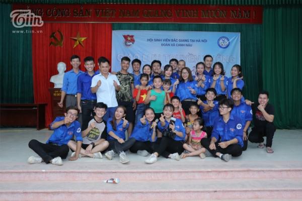 Mùa hè xanh 2019: Chuyến đi đầy ý nghĩa của tuổi trẻ Bắc Giang 11