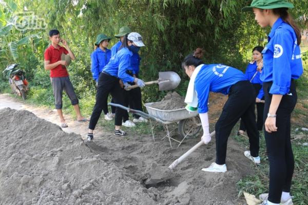 Mùa hè xanh 2019: Chuyến đi đầy ý nghĩa của tuổi trẻ Bắc Giang 2