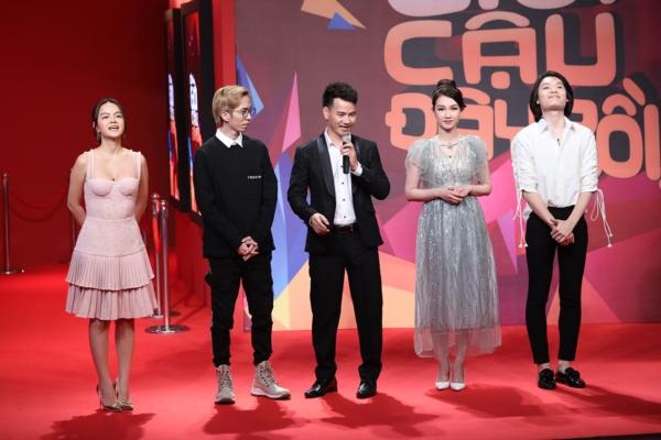 4 khách mời của tập 2 Ơn giời! Cậu đây rồi mùa 6:ca sĩ Phạm Quỳnh Anh, diễn viên Quỳnh Chi, diễn viên Quang Trung và streamer Viruss