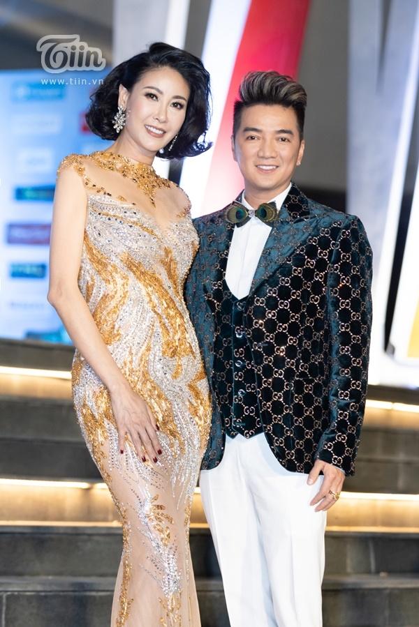 Hoa hậu Việt Nam 1992 Hà Kiều Anh với vẻ đẹp mặn mà trên thảm đỏ Miss World Vietnam 2019