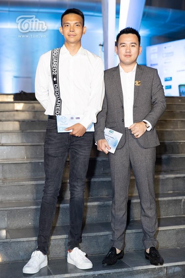 NTK Lê Thanh Hòa và NTK Đỗ Long