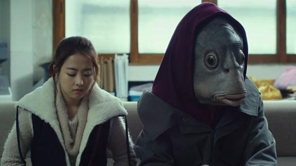 Kết hợp trong bộ phim điện ảnh 'Bạn trai tôi là người cá'
