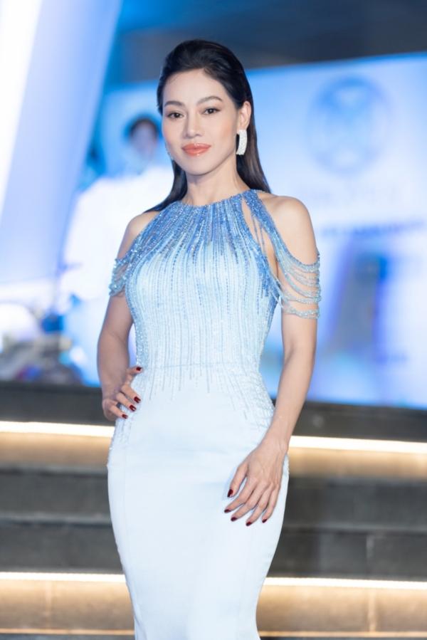 Bà Phạm Kim Dung - Chủ tịch Miss World Viet Nam 2019.