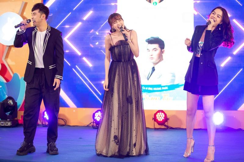 Thể hiện 'hit khủng'cùng Phạm Quỳnh Anh và Ưng Hoàng Phúc, Lan Ngọc khiến khán giả bất ngờ vì hát quá hay 1
