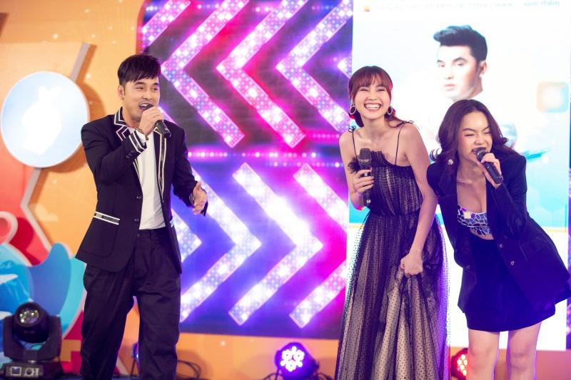 Thể hiện 'hit khủng'cùng Phạm Quỳnh Anh và Ưng Hoàng Phúc, Lan Ngọc khiến khán giả bất ngờ vì hát quá hay 3