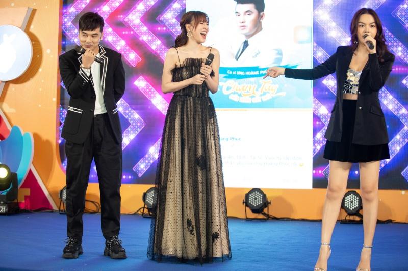 Thể hiện 'hit khủng'cùng Phạm Quỳnh Anh và Ưng Hoàng Phúc, Lan Ngọc khiến khán giả bất ngờ vì hát quá hay 4