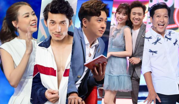 Ngày càng nhiều ngôi sao đình đám chọn xuất hiện trên các chương trình truyền hình nổi tiếng.