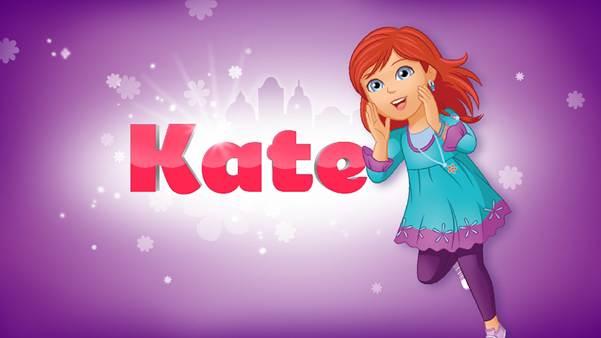 Isabela Moner từng lồng tiếng cho nhân vật Kate, trước khi được lựa chọn thủ vai chính trong bản live-action.