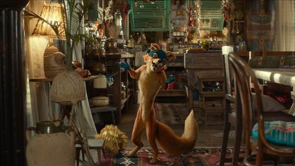 Khỉ Boots và Cáo Swiper với ngoại hình bắt mắt được dàn dựng bởi công nghệ CGI tối tân.
