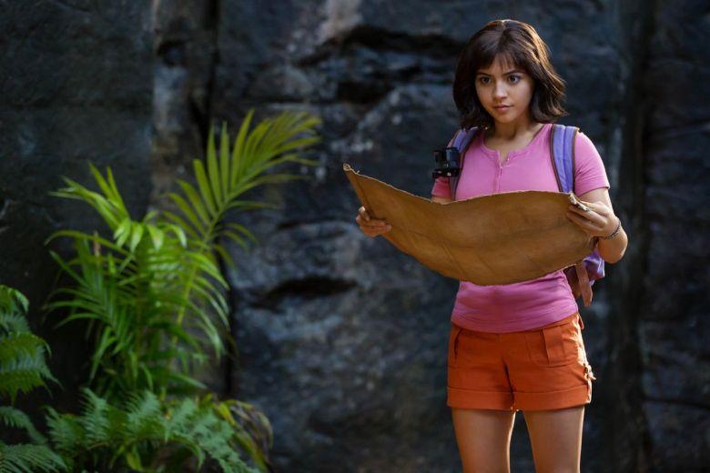 Dora nay đã lớn bổng và sẵn sàng lao vào những cuộc phiêu lưu mới.