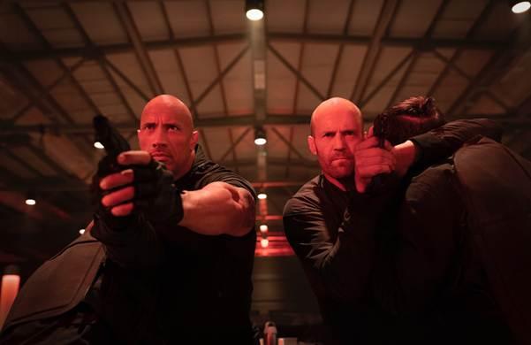 Hobbs và Shaw là những thành viên mới quan trọng trong gia đình Fast & Furious.