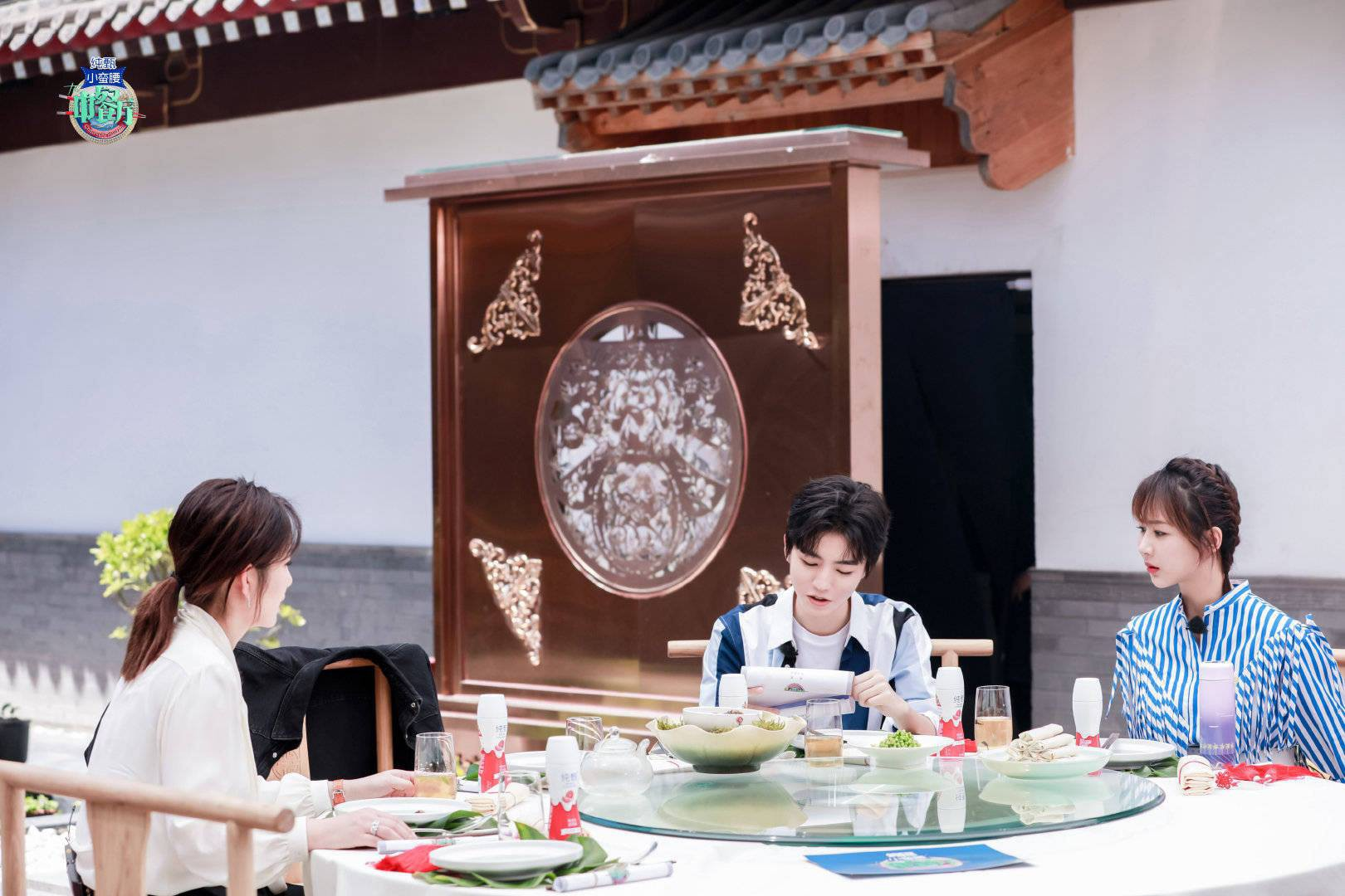 'Nhà hàng Trung Hoa' vắng mặt Triệu Vy - Thư Kỳ, Dương Tử thay thế và điểm Douban giảm sâu khiến ai cũng sốc 8