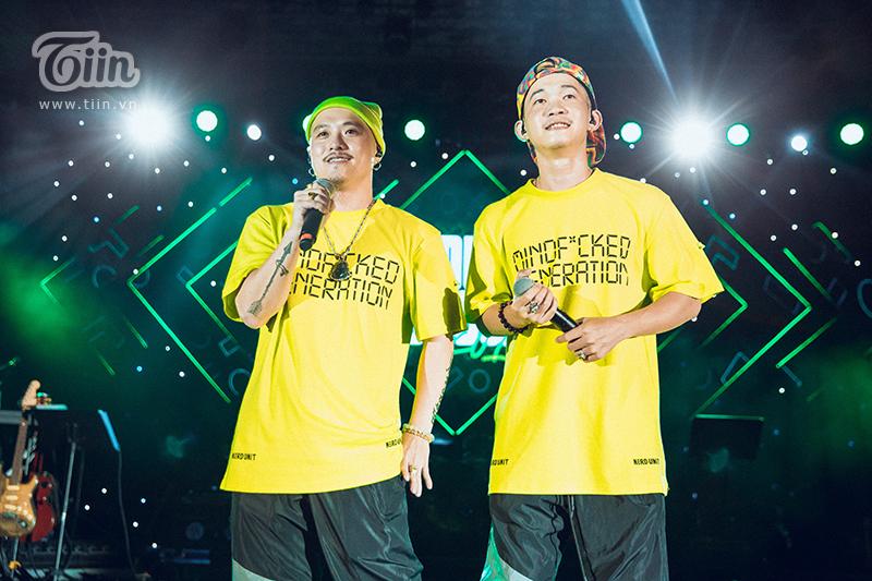 Huỳnh James và Pjnboys 'quẩy' hết mình trên sân khấu 'Tự Dưng Show 2019' 2