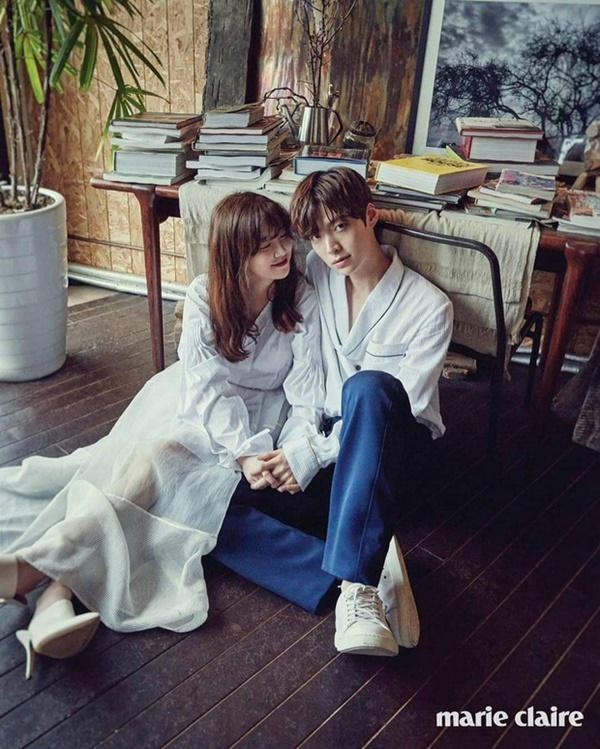 Ahn Jae Hyun - Goo Hye Sun là cặp đôi được đông đảo khán giả yêu thích từ lúccả hai công bố tình cảm cho đến khi về chung một nhà.