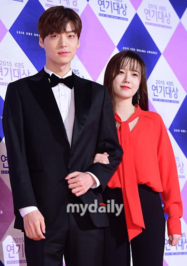 Goo Hye Sun và Ahn Jae Hyunđược biết đến là cặp đôi ngọt ngào lãng mạn bậc nhất Kbiz.