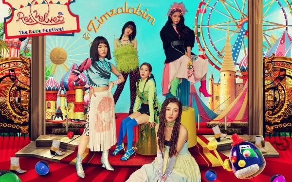 Vẫn 'chơi chiêu' công chiếu MV, liệu Red Velvet có 'lấy lại những gì đã mất' trước Jack và 'Sóng gió'? 0