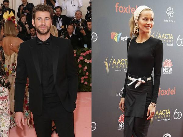 Hậu chia tay với Miley, Liam thường xuyên nhắn tin với diễn viên Iscabel.