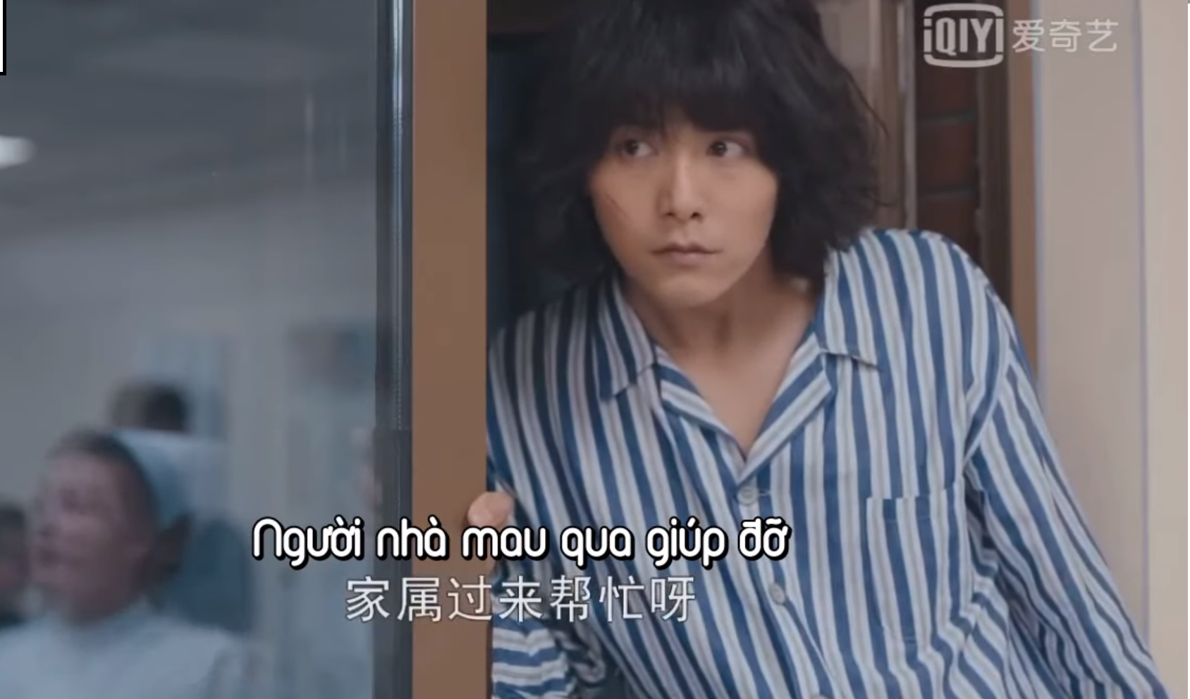 'Chàng trai Mặc Cách Ly của tôi' tung trailer hài hước, Dương Tử - Mã Thiên Vũ đẹp đôi 1